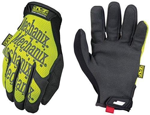 Mechanix Wear - Hi-viz Original Gloves (large, Fluorescent Yellow)