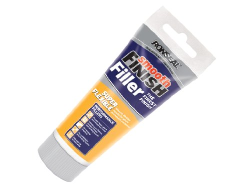 Ronseal Rslsff330g 330g Smooth Finish Super Flexible Filler Tube