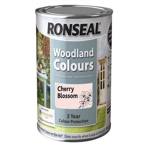 Ronseal Wtcbl750 Woodland Colours Cherry Blossom 750ml