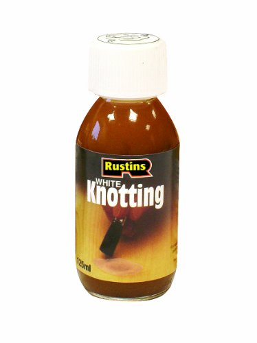 Rustins Know125 125ml Knotting - White