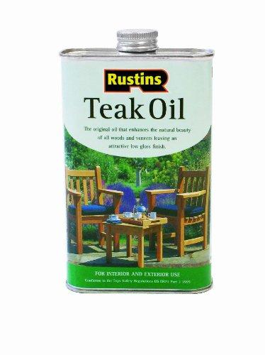 Rustins 500ml Teak Oil