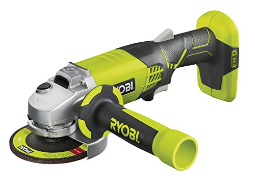 Ryobi One+ Angle Grinder 115mm 18v Bare Unit