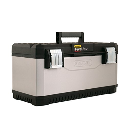 Stanley Metal & Plastic Toolbox 58cm (23in)
