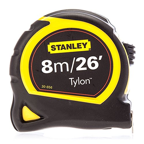 Stanley Tylon™ Pocket Tape 8m/26ft (Width 25mm)