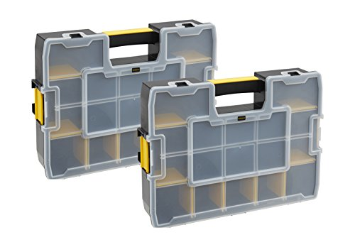 Stanley Sort Master™ Organiser Twin Pack