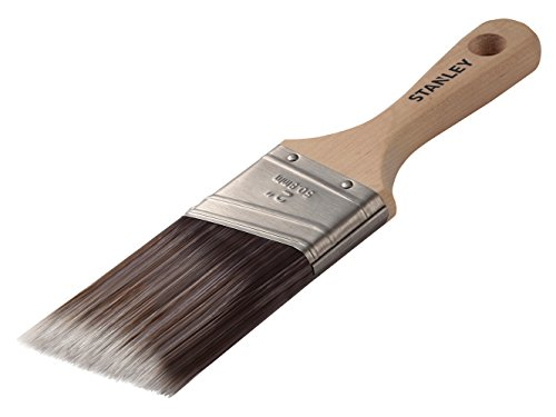 Stanley Tools Zsta-stppss0g 50 Mm Max Finish Advance Synthetic Stubby Paint Brush