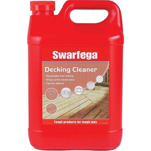 Swarfega Decking Cleaner 5 Litre