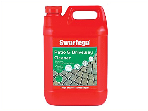 Swarfega Swaswpd5lb Patio And Drive Clean And Seal