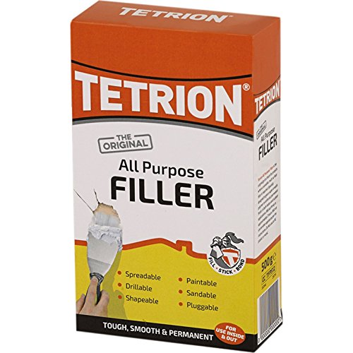 Tetrion Tfp512 All Purpose Powder Filler - White