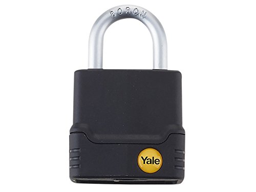Yale High Security Weatherproof Padlock 55mm