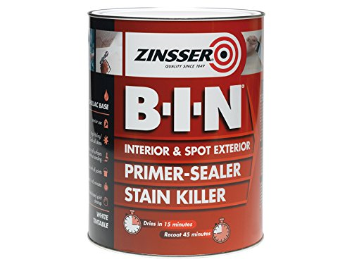 Zinsser B.I.N Primer & Sealer Stain Killer Paint 500ml