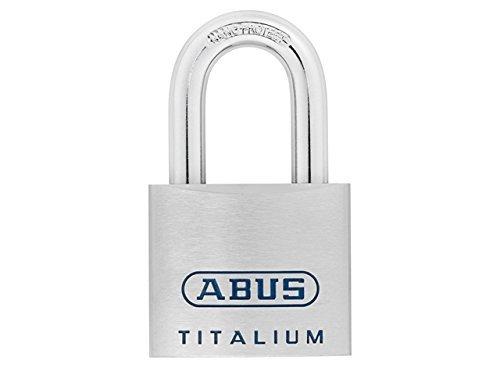 Abus Mechanical 96ti/50 Titalium Padlock