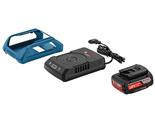 Bosch Professional Gba 18 V 2.0 Ah Wireless Lithium-ion Battery + Gal 1830 W Charger