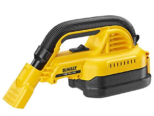 Dewalt Dcv517n 18v Xr Handheld Vacuum - Body Only, 18 V, Black/yellow