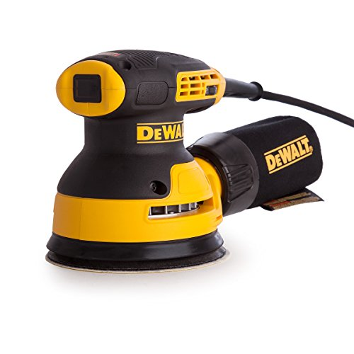 Dewalt Random Orbit Sander 125mm 280w 110v