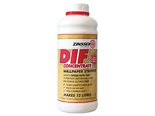 Dif By Zinsser Wallpaper Stripper Concentrate 1lt.