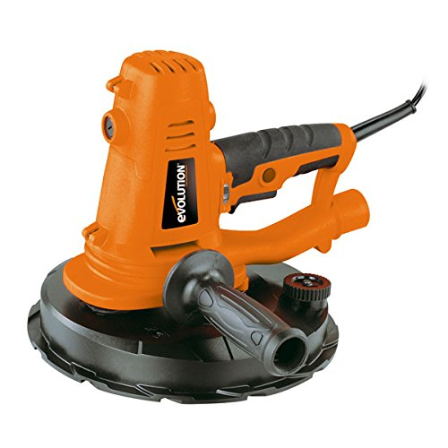 Evolution Eb225dwshh Hand Held Dry Wall Sander, 225 Mm (230v)