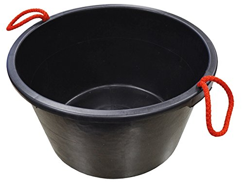 Faithfull Tools Fai40lbucket 40 Litre Builders Bucket - Clear