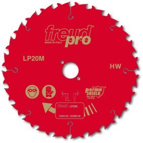 Freud Pro Rip Saw Blade 250 x 30mm x 24T