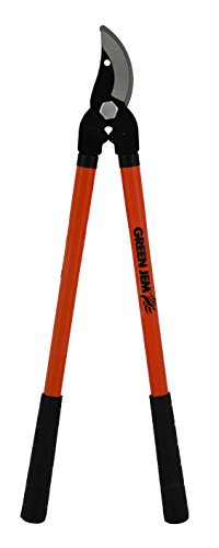 Green Jem 21-inch Pruning Gardeners Hand Tool - Orange