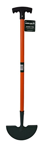 Green Jem Carbon Steel Edging Tool - Orange