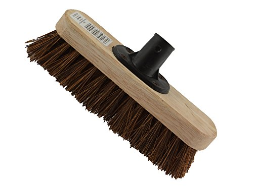 Green Jem Deck Scrub Brush Head (9'')