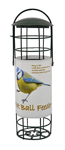 Green Jem Fat Ball Wild Bird Feeder