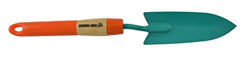 Green Jem Wooden Handle Transplater