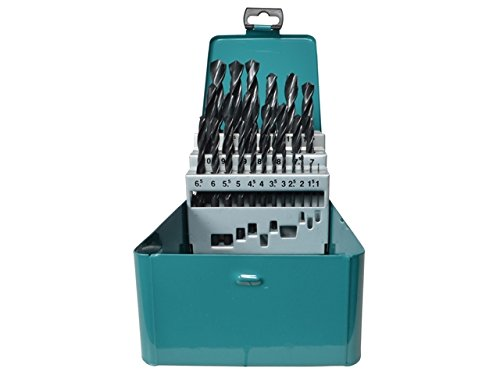 Makita HSS Drill Bit Set 25 Piece