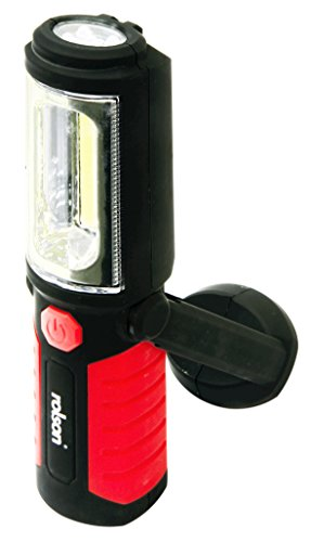 Rolson 61679 Z5 with 5 LED Work Light, 3 W