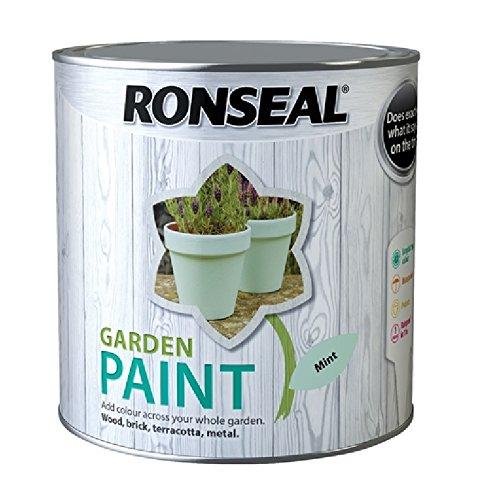 Ronseal Garden Paint Mint 2.5 Litre