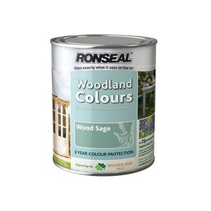 Ronseal Wtcf25l 2.5l Woodland Trust Colours - Fern
