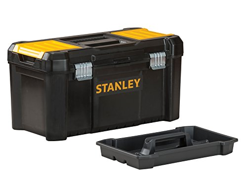 Stanley Basic Toolbox with Organiser Top 32cm (12.1/2in)