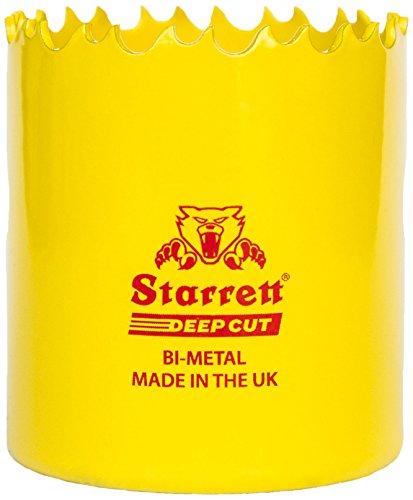 Starrett Deep Cut Bi-Metal Holesaw 127mm