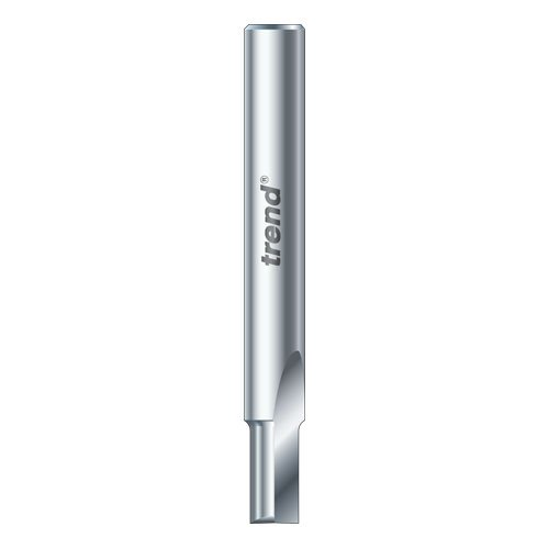 Trend 55/2x8mmhss Aluminium Cutter 9.5mm Dia