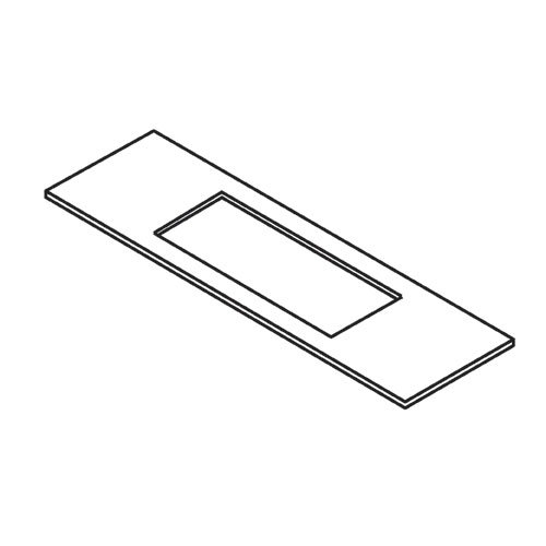 Trend Lock ERA latch template 25.1mm x 57.1mm