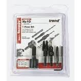 Trend Snappy plug cutter No 6 screw set