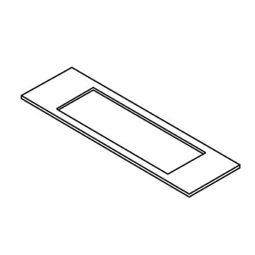 Trend LOCK/JIG/A template 19mm x 113mm