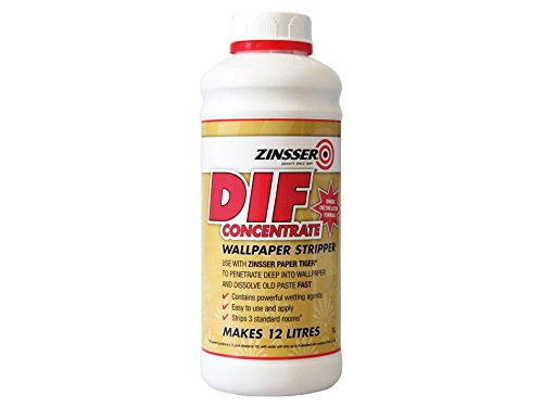 Zinsser Dif Wallpaper Stripper 2.5lt By Zinsser