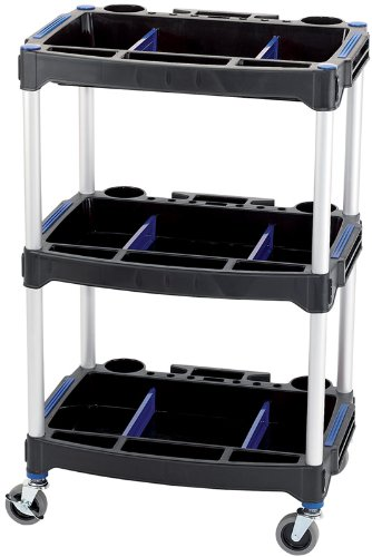 Draper 3-tier Workshop Trolley
