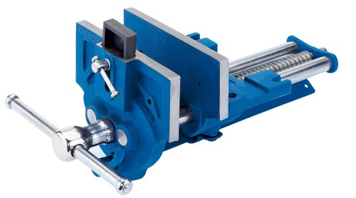 Draper 175mm Quick Release Woodworking Bench Vice