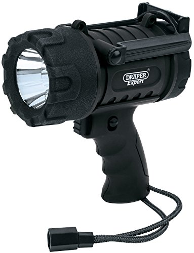 Draper 5W Expert CREE LED Waterproof Torch