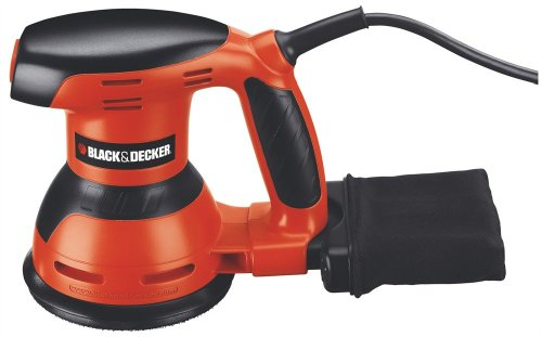 Black+Decker Random Orbital Sander 125mm 240W 240V