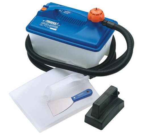 Draper 69014 2000-watt Steam Wallpaper Stripper Kit