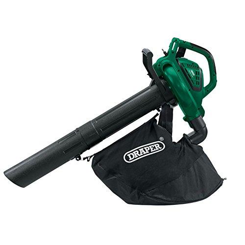 Draper 81567 2600 W Garden Vacuum/mulcher And Blower