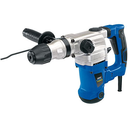 Draper Storm Force® SDS+ Rotary Hammer Drill Kit with Rotation Stop (1250W)