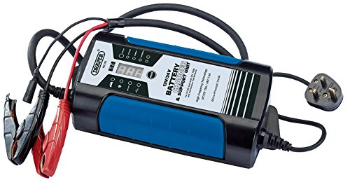 Draper Ibc16s 15 A Battery Charger, Blue
