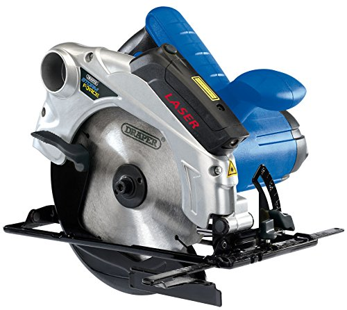 Draper Storm Force® 185mm Circular Saw (1300W)