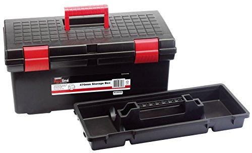 DRAPER Plastic Storage Box 470 x 200 x 180mm