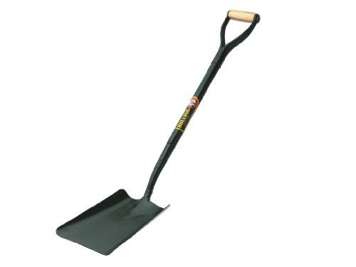 Bulldog All-Steel Square Shovel No.2 5SM2AM